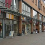 Bocholt Fußgängerzone Neustraße